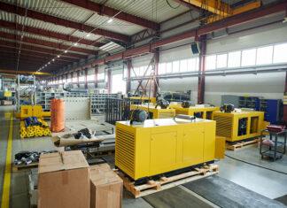 Wybieramy halę do produkcji przemysłowej